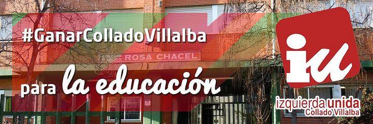 IU denuncia el trasvase de alumnos de la educación pública a la concertada en Collado Villalba - villalbainformacion.com