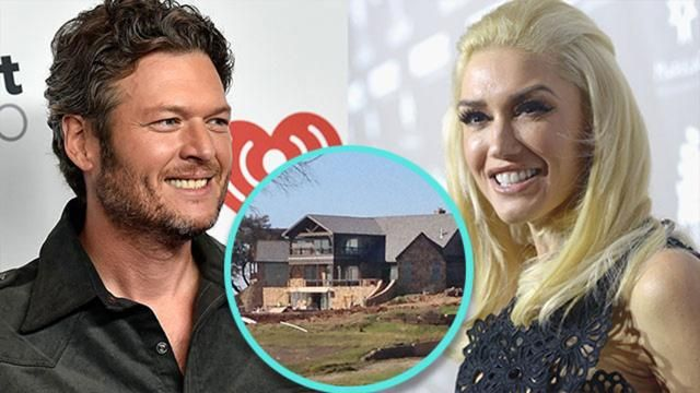 EXCLUSIVE: See Blake Shelton's New Home in Oklahoma -- and Gwen Stefani's Already Been There!
