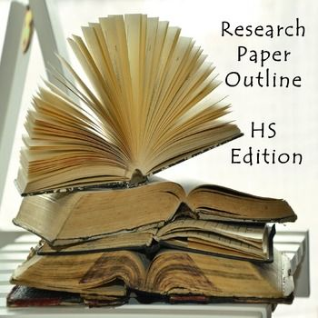 outline for a research paper on a book This article provides step by step guide of how to write a research paper on proofread the draft and outline read through the research paper and book report.