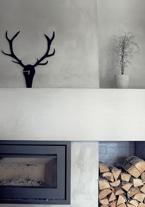 wood & black | par the style files