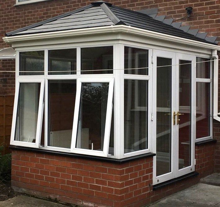 "T & J Conservatories on Twitter: ""Just a roof change for this customer, they will certainly feel the difference this winter! #conaservatorymanchester https://t.co/bWXDorOgBN"""