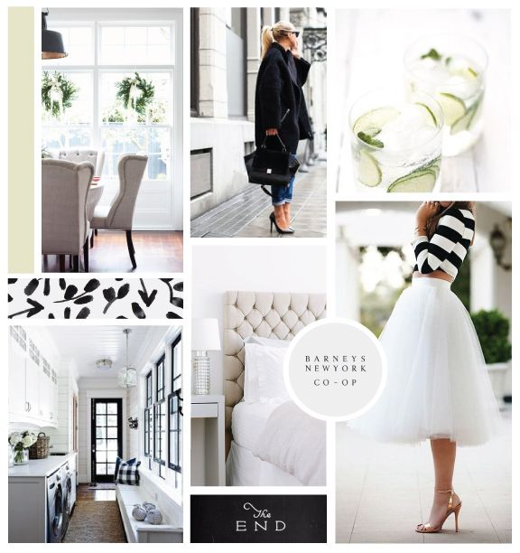 Creating Inspiration boards to capture essence of client design & vision