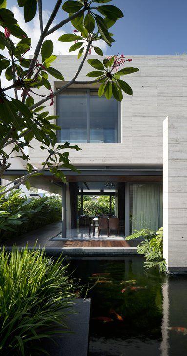 Travertine Dream House, 2011