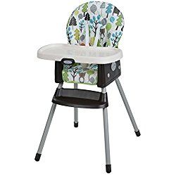Graco SimpleSwitch Highchair, Bear Trail