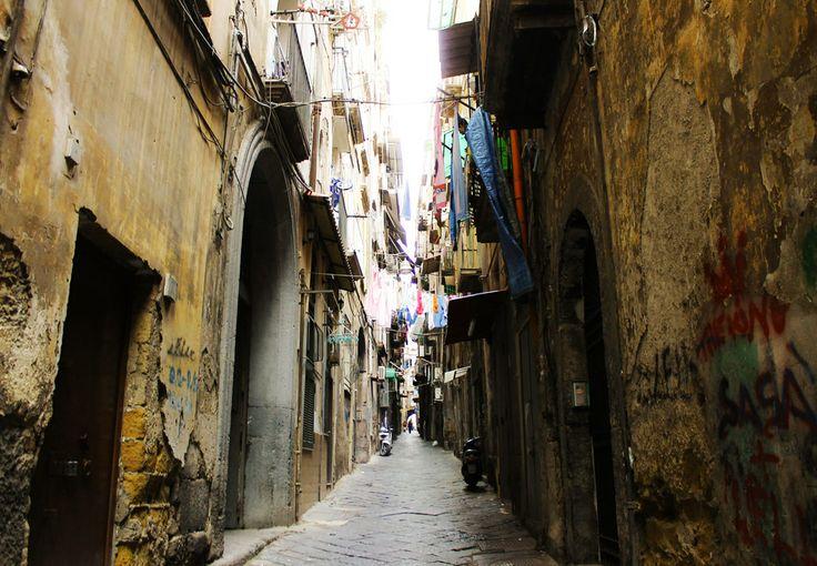 Napoli #1 : L'arrivée: