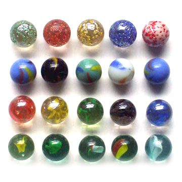 things from my past....marbles