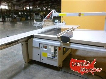 Used Woodworking Machinery: Our National Listings for Week of February 10, 2014 include an Onsrud Inverted Router, Altendorf Sliding Tble Saw, Cannomat Optima 21 Construction Borer, and a Holz-Her Edgebander.