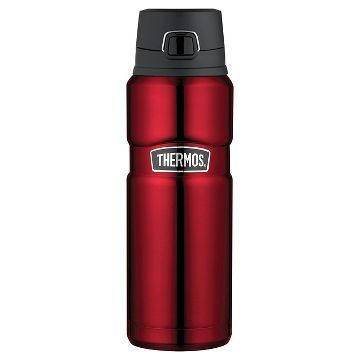 Thermos Stainless Steel King Drink Container - Red (24oz) already viewed