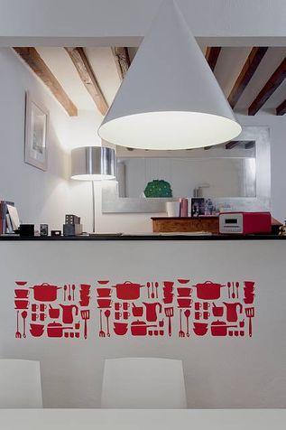 Decoratie in je keuken.