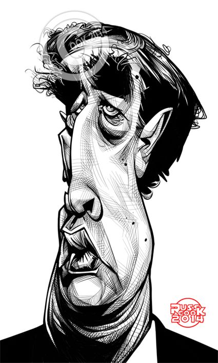 Frankie Howerd by RussCook
