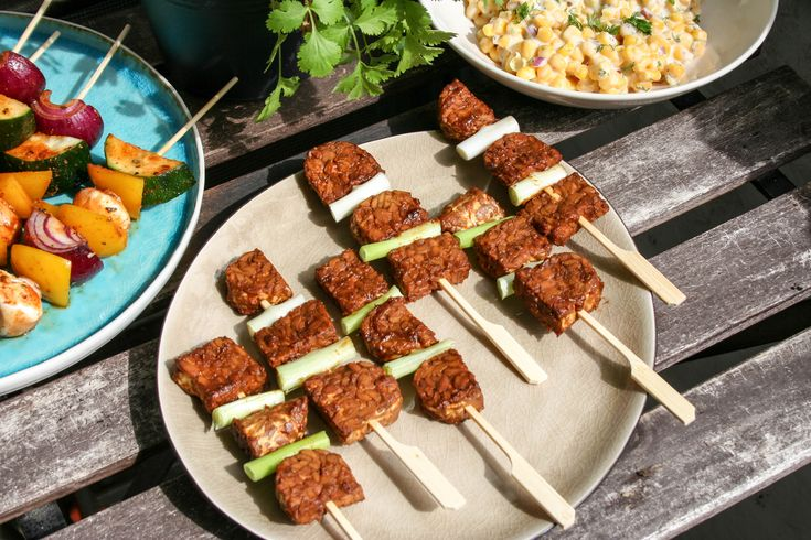 tempeh saté - Powered by @ultimaterecipe