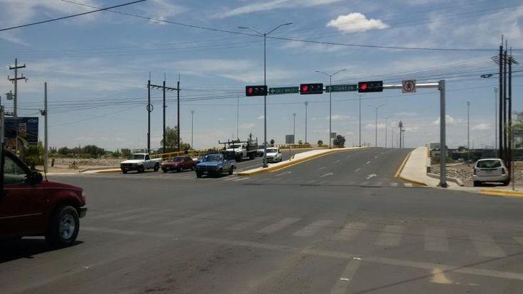 Facilita desfogue vehícular puente Carlos Herrera-La Falcón.