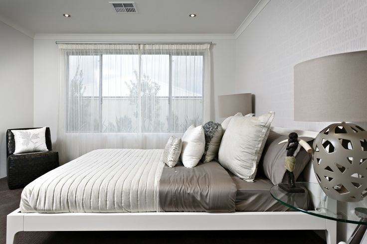 Homebuyers Centre -  Indiana Display Home Bedroom