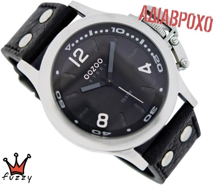 Ρολόι ανδρικό OOZOO STEEL XL OS328