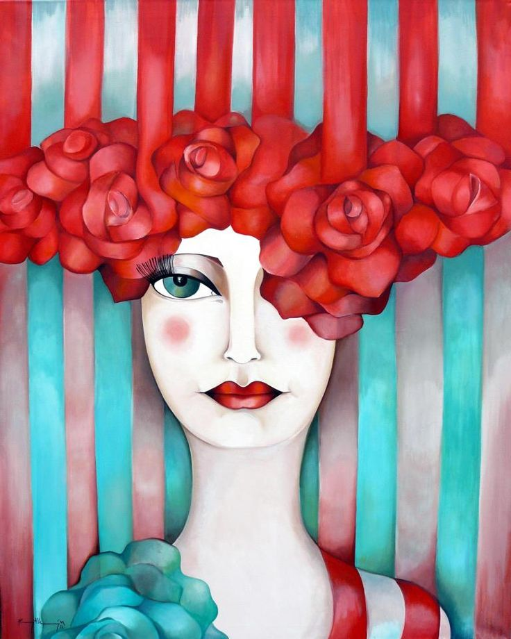 Beautiful by Karina Chavin
