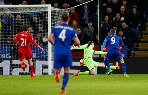 nice Leicester 1-0 Liverpool live score and goal updates from crunch Premier League clash at the King Power