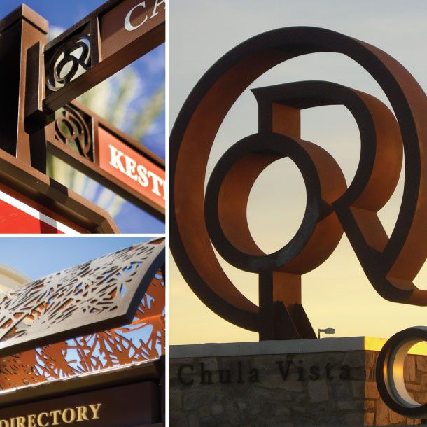 Otay Ranch is awarded 2nd Place in Sign Web's 2008 International Sign Contest