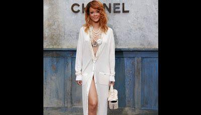 Foto: Gaya Para Selebritis dalam Peragaan Busana Chanel | Cekat Cekit Com