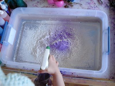 Child's Play 101 - Messy Play ~ Learn Play Imagine