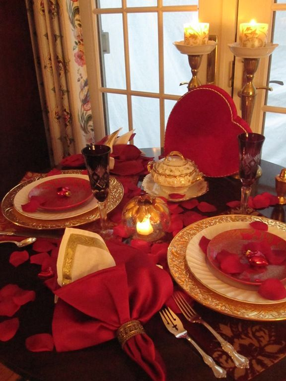 55 best valentine 39 s day love images on pinterest good for Romantic dinner ideas for two at home