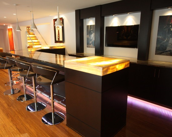Contemporary Bar   Find More Amazing Designs On Zillow Digs!
