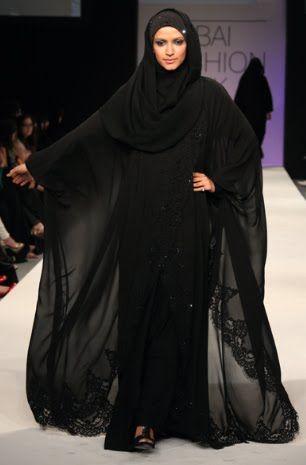 Fashion Beauty Glamour: Beautiful Abayas