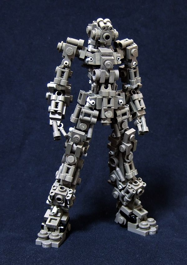 Lego Mecha by squieu #mech #robot
