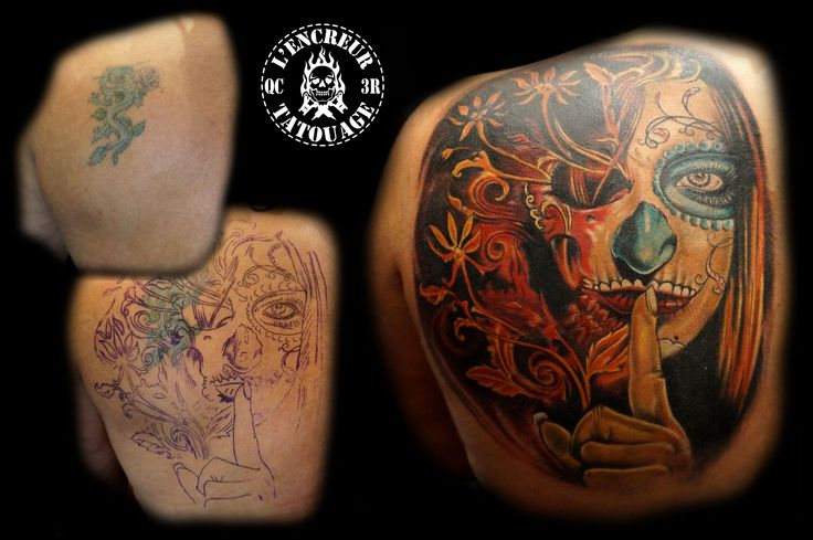cover up day of the death
