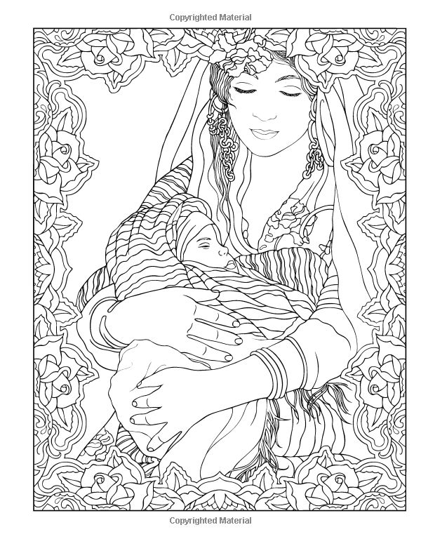 Artists Colouring Book Art Nouveau : 959 best coloring pages images on pinterest