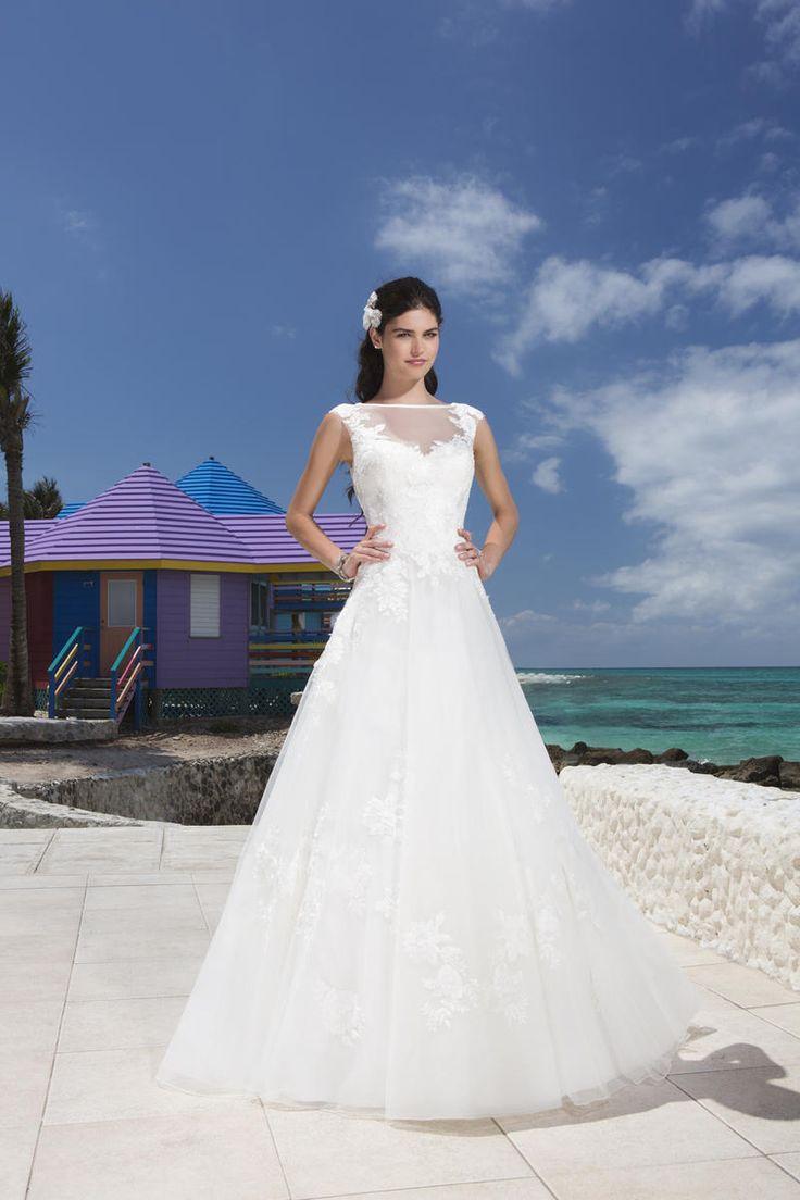 25 best Sincerity images on Pinterest   Wedding frocks, Short ...