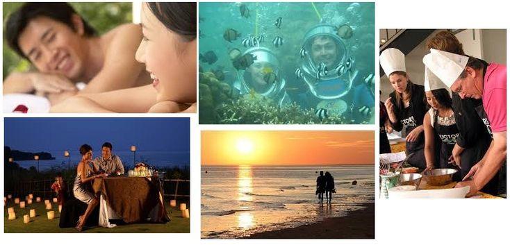 Ide Kegiatan Romantis untuk Bulan Madu di Bali