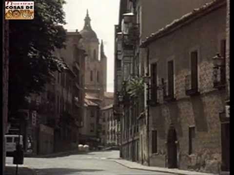 ANTONIO MACHADO - RETRATOS - CANAL SUR 1994 - YouTube