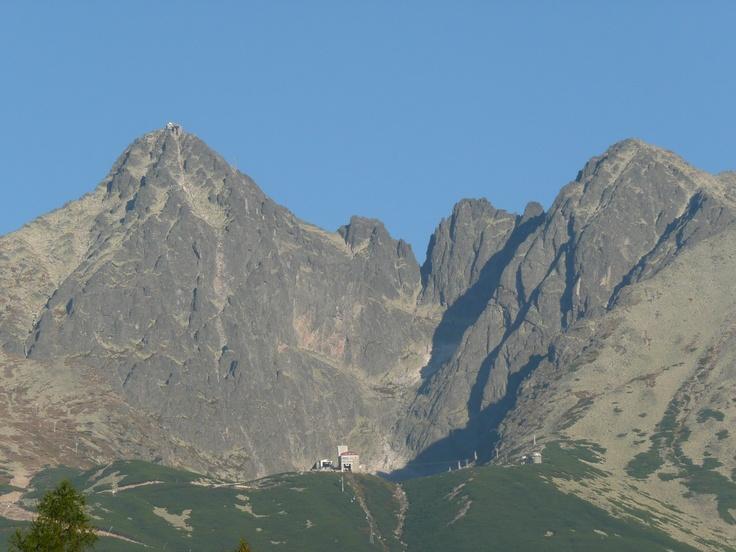 Vysoké Tatry - Gerlachovský štít