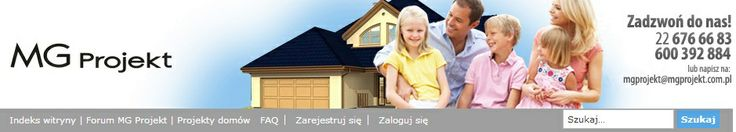 MGProjekt Forum - single family house builders community, where You can seek free advice from architects, builders and designers.