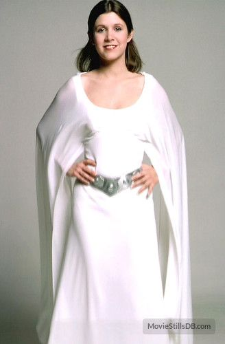 Star Wars -  - Carrie Fisher