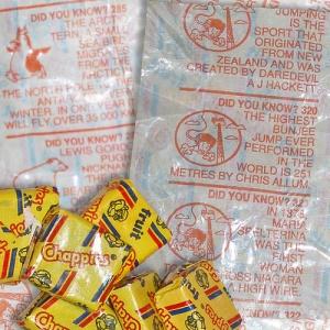Chappies chewing gum. BelAfrique - your personal travel planner - www.BelAfrique.com