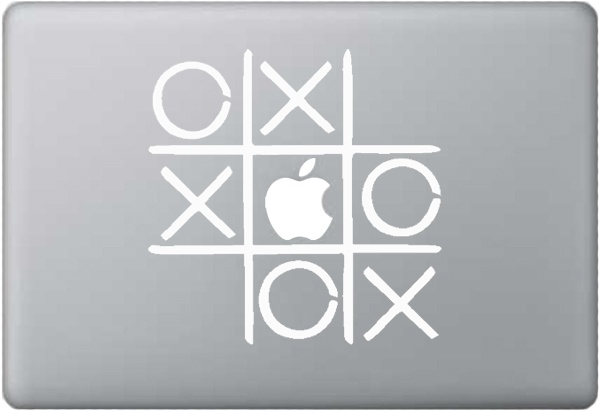 now there's another way to play Tic Tac Toe