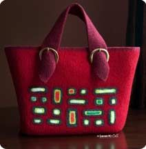 Felted purse pattern--free