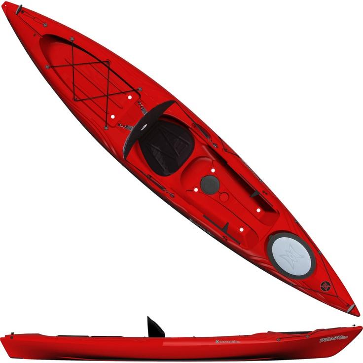 Perception Triumph 13.0 Sit On Top Kayak Kayaking