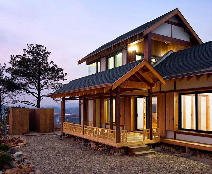 Design Rumah Indah Desain Rumah Ala Korea