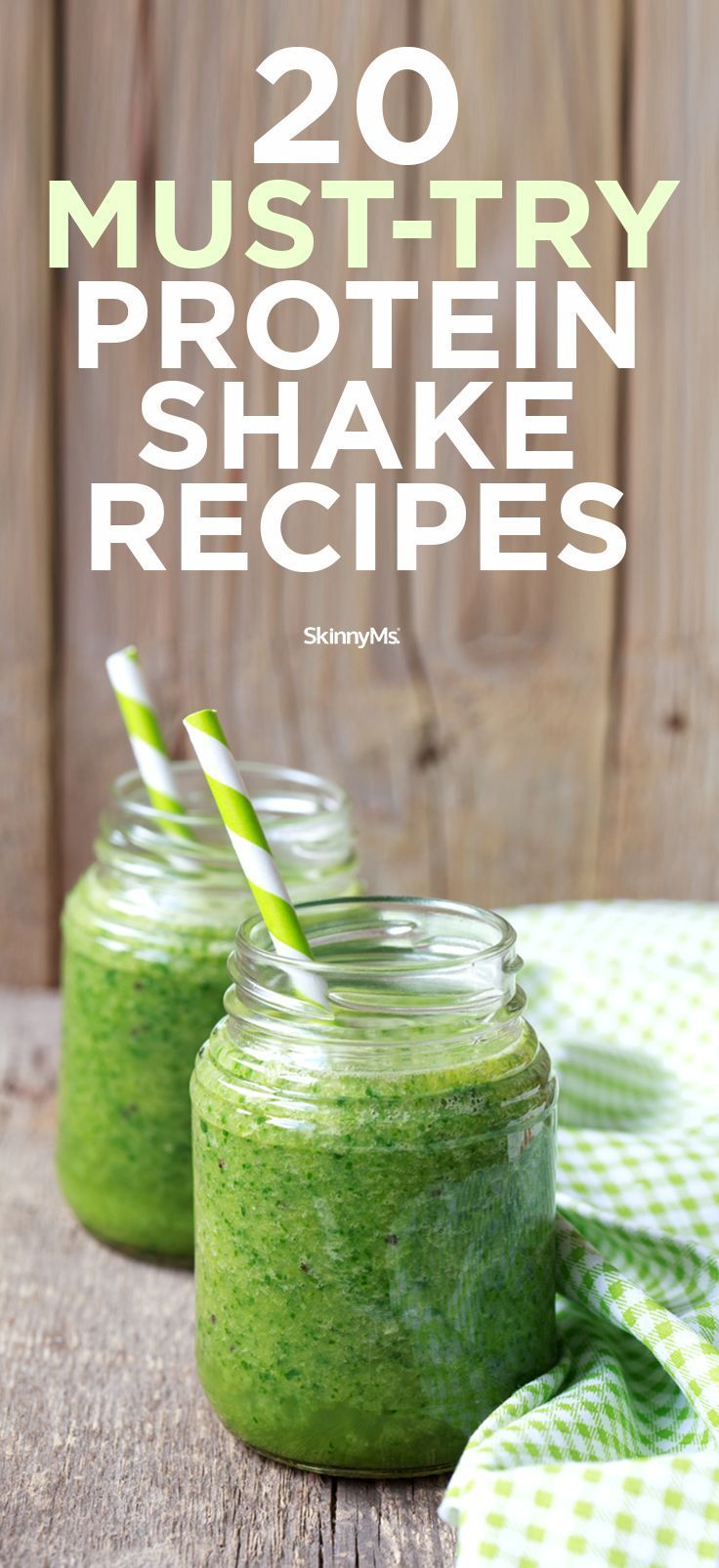 20 Must-Try Protein Shake Recipes