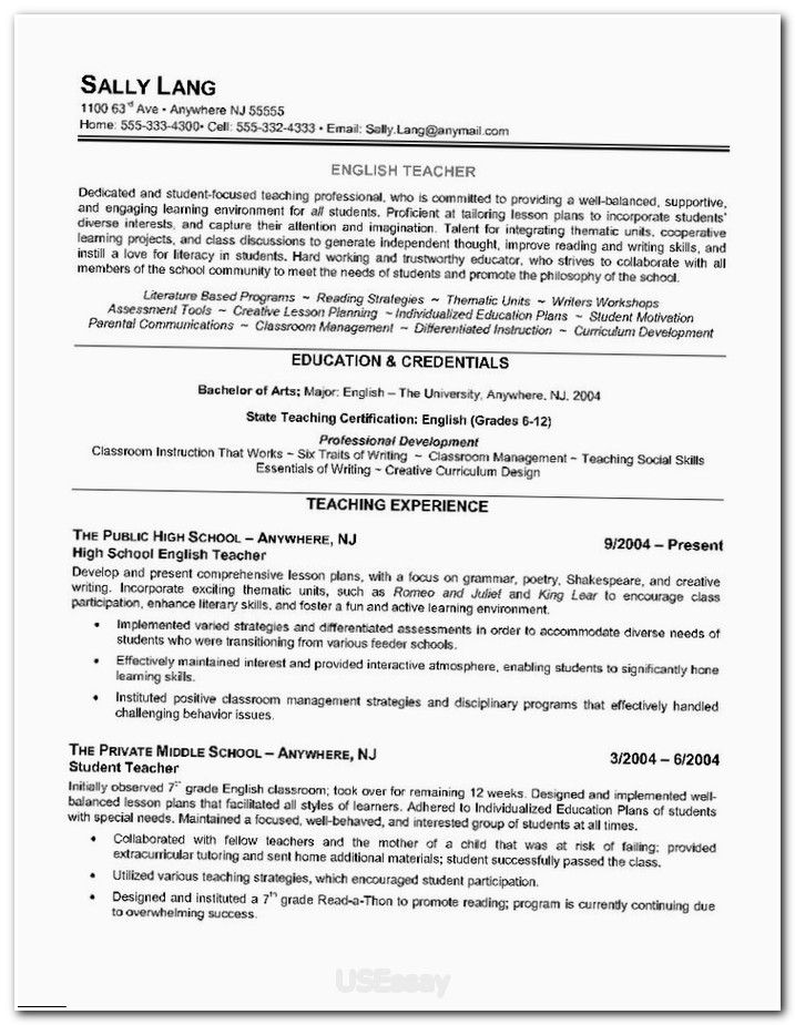 best 20  high school resume template ideas on pinterest
