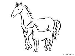 Výsledek obrázku pro kreslený kůň