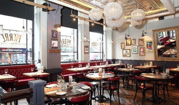 Nottingham | Le Bistrot Pierre | French Restaurant