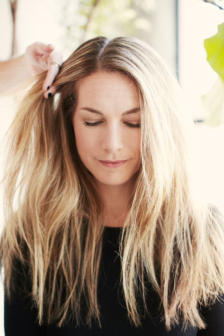 These lazy girl hair DIYs are perfect for post-gym dirty locks