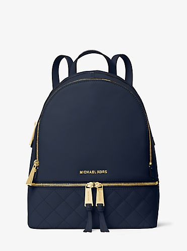 Laid-back but luxe, our Rhea backpack redefines big-city accessorizing. We love …