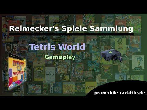 Reimecker's Spiele Sammlung : Tetris Worlds