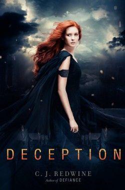 deception by c.j. redwine - young adult fantasy book #TeenReadWeek #PenguinTeen