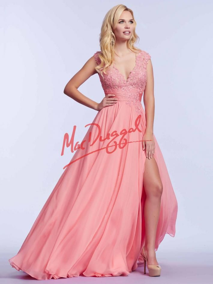 195 mejores imágenes de Mac Duggal Prom Dresses en Pinterest | Mac ...