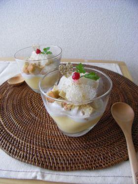 「冷菓レシピ なめらかマンゴープリン」はっぴーすうぃーつ | お菓子・パンのレシピや作り方【corecle*コレクル】